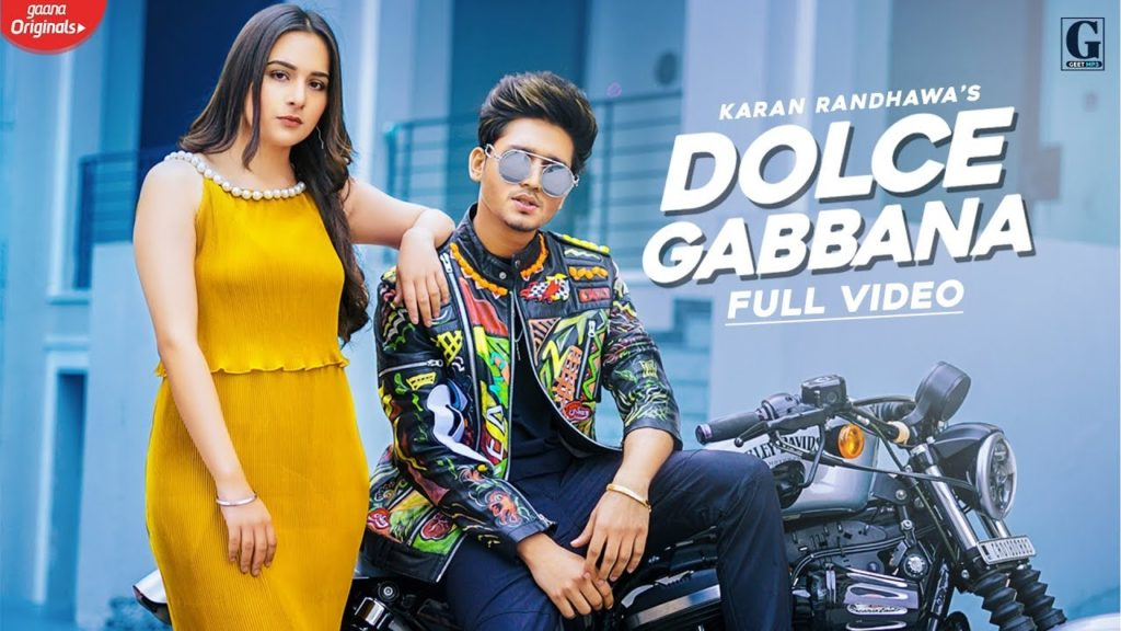 dolce gabbana lyrics | Karan Randhawa | Latest Punjabi Songs