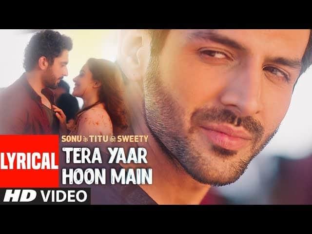 tera yaar hoon main lyrics hindi   तेरा यार हूँ मैं