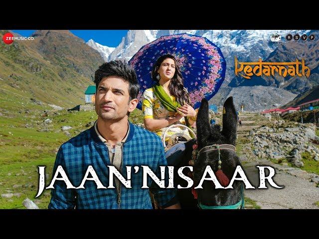 maine nibhaya hai karke dikhaya hai lyrics | Kedarnath| Jaan Nisaar